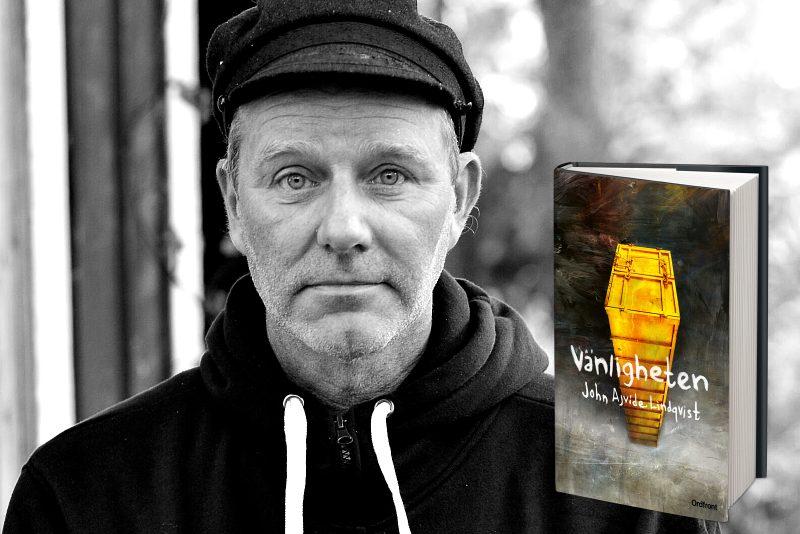 Skrivas Bokklubb John Ajvide Lindqvist